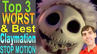Download Top 3 Worst & Best Claymation (Stop Motion) Video