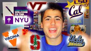 Download How I Got Into UCLA, Berkeley, UVA and NYU! || DivosVideos Video