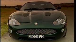 Download Old Top Gear 2001 - Jaguar XKR-R Video