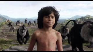 Download The Jungle Book - Trailer 2 - Official Disney | HD Video