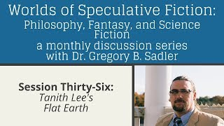 Download Tanith Lee's Flat Earth Series | Worlds of Speculative Fiction (lecture 36) Video
