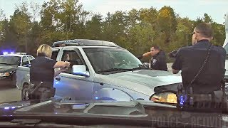 Download Dashcam Shows Officer Fatally Shooting Driver After Police Chase in Oak Ridge, Tennessee Video
