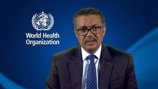 Download WHO: Director-General Dr Tedros message for World TB Day 2018 Video