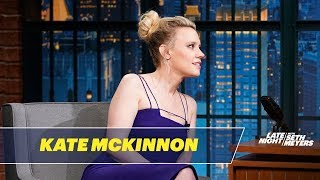 Download Playing Rudy Giuliani on SNL Came Naturally to Kate McKinnon Video