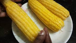 Download How to cook sweet corn fully |yummy corn masala varieties | Healthy snack for rainy day Video