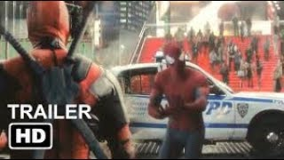 Download Deadpool Kills The Marvel Universe Trailer #2 (Epic Fan Supercut) Video