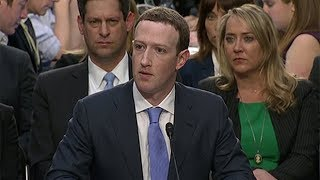 Download Highlights: Mark Zuckerberg's Congress grilling Video