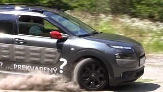Download Citroen C4 Cactus Off-road test Video