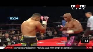Download Live World Boxing OSCAR RIVAS Vs HERVE HUBEAUX Video