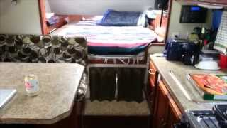 Download Living in a Truck Camper - Full Hookups Video