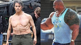 Download Tom Cruise Vs The Rock Transformation ★ 2018 Video