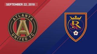 Download HIGHLIGHTS: Atlanta United FC vs. Real Salt Lake | September 22, 2018 Video