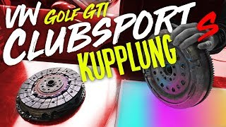 Download JP Performance - Neue Kupplung! | VW Golf 7 GTI Clubsport S Video