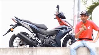 Download PREVIU HONDA RS150R Video