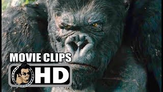 Download KING KONG - 4 Movie Clips + Trailer (2005) Peter Jackson, Jack Black Action Movie HD Video