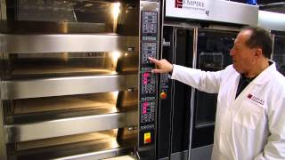 Download Empire's ENERGY Electric Deck Oven with Easy Loader | Empire Bakery Equipment Video