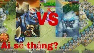 Download Loạn Thành Chiến: Quái Tuyết vs Chủ Tế Quỷ / Ai sẽ thắng?  Phúc⭐Lion  Video