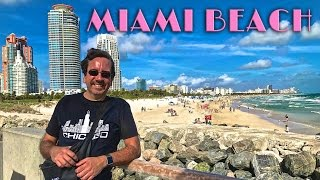 Download Miami Beach: Art Deco District Walking Tour - Traveling Robert Video