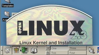 Download A Look at Linux from 20 Years Ago - OpenLinux Installation & Overview Video