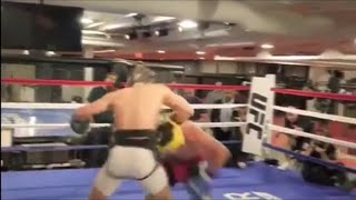 Download CONOR NOT PLAYING! MCGREGOR RELEASES SPARRING FOOTAGE AGAINST PAULIE MALIGNAGGI Video
