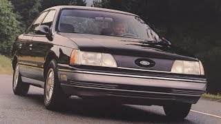 Download 1986-1991 Ford Taurus - First Modern Family Car Video