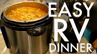 Download EASY SUNDAY DINNER for a CROWD : RV Fulltime w/9 Kids Video