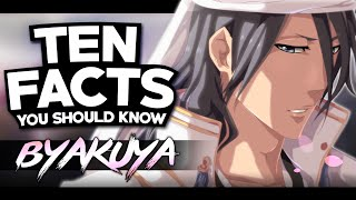 Download 10 Facts About Byakuya Kuchiki You Probably Should Know! | Bleach Video