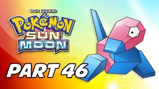 Download Pokémon Sun & Moon Walkthrough Part 46 - Where to get Porygon (3DS Let's Play Gameplay Commentary) Video