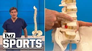Download Rob Gronkowski - Dr. Oz Explains Back Injury ... Here's Why He Needs Surgery | TMZ Sports Video
