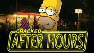 Download After Hours - Why Homer Simpson Might Be God Video
