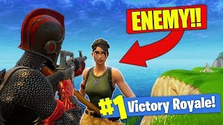 Download We Found The WORST ENEMY In Fortnite - Battle Royale! Video
