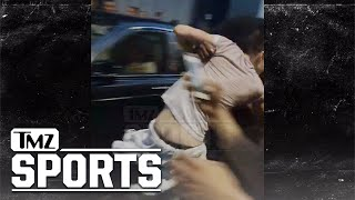 Download Mayweather Harassed By Crazy McGregor Fans, Security Hit By Rolls Royce | TMZ Sports Video