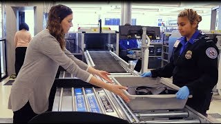 Download Travel Tips: Automated Screening Lanes Video