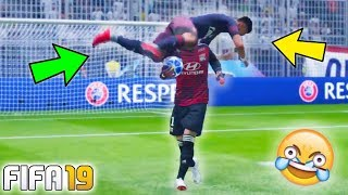 Download TOP 100 FUNNIEST FAILS in FIFA 19 (Funny Moments Compilation) Video