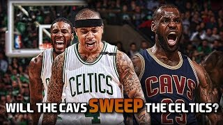 Download Why the Cavs WILL NOT SWEEP The Boston Celtics (Made Before the Boston Massacre of 5/19/2017) Video