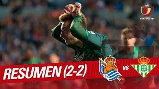 Download Resumen de Real Sociedad vs Real Betis (2-2) Video