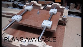 Download Horizontal Router Mortiser - Homemade - part 1 Video