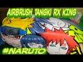 Download Airbrush tangki RX KING #naruto ( Acho 103 airbrush ) Maluku SBT Video