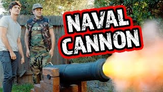 Download NAVAL CANNON Video