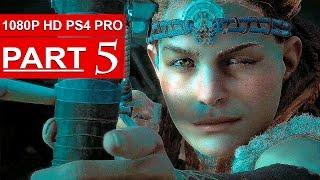 Download HORIZON ZERO DAWN Gameplay Walkthrough Part 5 [1080p HD PS4 PRO] - No Commentary Video