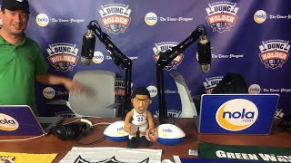 Download Dunc & Holder on Sports 1280. Oct. 18, 2017. Video