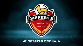 Download AL WILAYAH DEC 2018 - JAFFERY'S VS LEICESTER Video