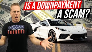 Download Is money down on a car deal a SCAM? How dealers turn your cash into PROFIT! Video