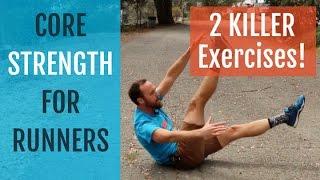 Download Core Strength Training for Runners | 2 Killer Exercises Video