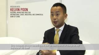 Download Future Bank Asia 2015 - Interview with Kelvin Poon, Industrial and Commercial Bank of China Video