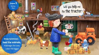Download Tiny Farm Seek Find ″Action & Adventure Games″ Android Apps Gameplay Video Video