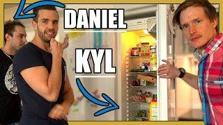 Download Kan vi äta upp allt i Daniels Kylskåp? Video