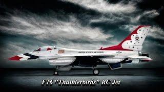 Download F16 THUNDERBIRDS RC TURBINE JET HD Video