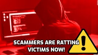 Download Tech Support Scammers Are RATTING Victims now! Video