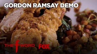 Download Gordon's Buttermilk Fried Chicken: Extended Version | Season 1 Ep. 5 | THE F WORD Video